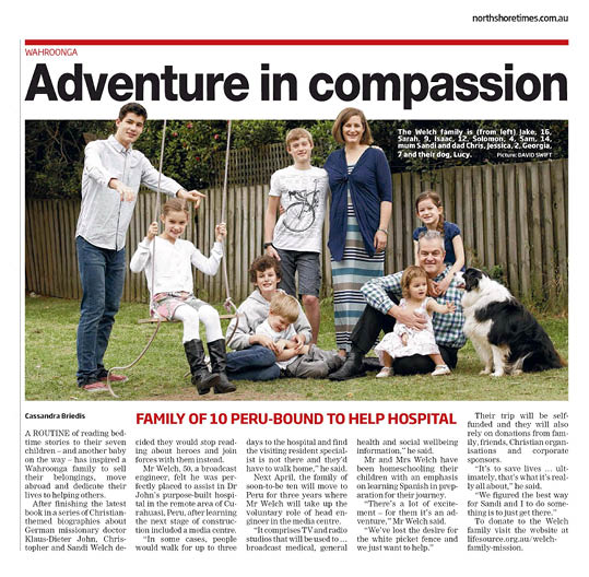 North Shore Times Friday 16 October 2015 red